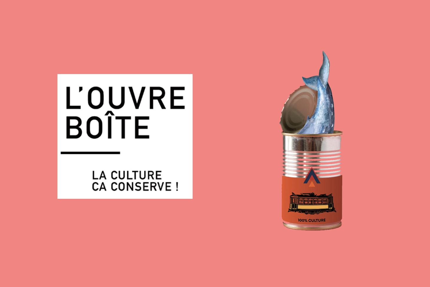 L'ouvre-boîte : la culture, ça conserve !